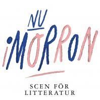 Nu imorron - scen för litteratur (logo)