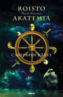 Caapparin kääty - kirjan kansikuva