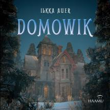 Domowik - kirjan kansikuva
