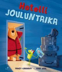 Hotelli Jouluntaika - kirjan kansikuva