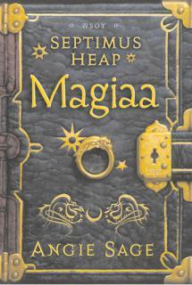 Magiaa - kirjan kansikuva