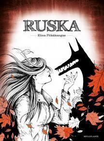 Ruska - kirjan kansikuva