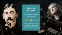 Marcel Proust ja Erja Manto (Yle)